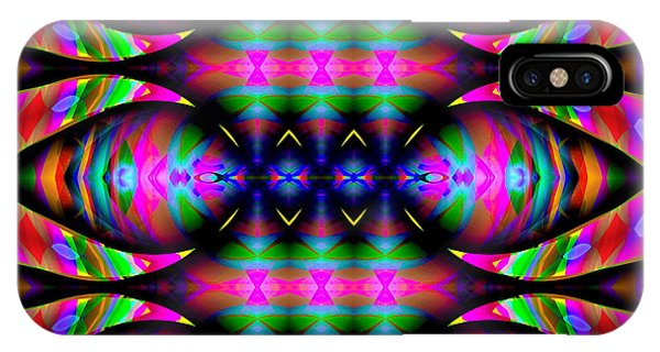 IPhone Case featuring the digital art #0627201523 by Visual Artist Frank Bonilla