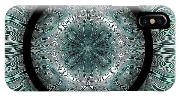 IPhone Case featuring the digital art #070420152 by Visual Artist Frank Bonilla