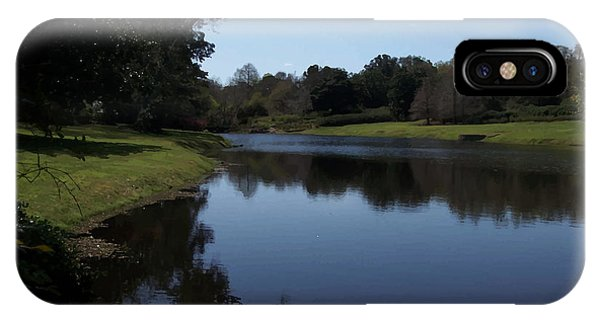 071115 Louisiana Bayou IPhone Case