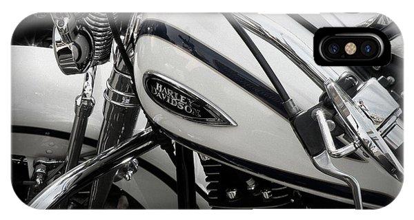 1 - Harley Davidson Series  IPhone Case
