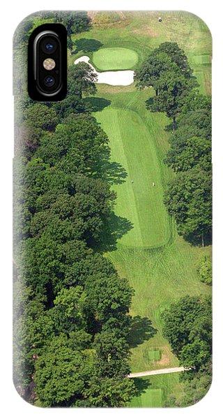 12th Hole Sunnybrook Golf Club IPhone Case