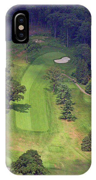 13th Hole Sunnybrook Golf Club IPhone Case