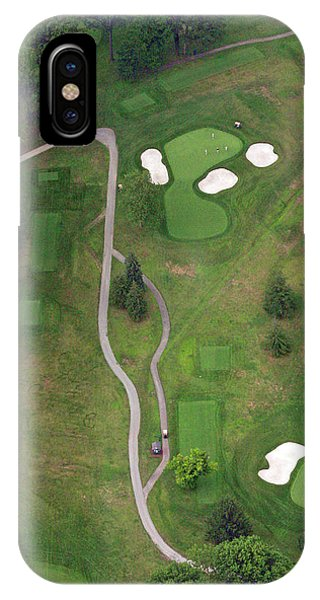 15th Hole Sunnybrook Golf Club IPhone Case