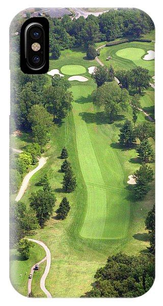 16th Hole Sunnybrook Golf Club IPhone Case