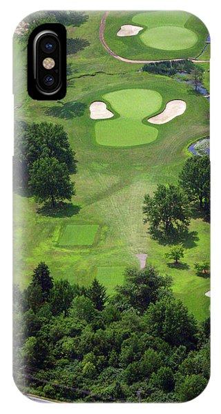 17th Hole Sunnybrook Golf Club IPhone Case