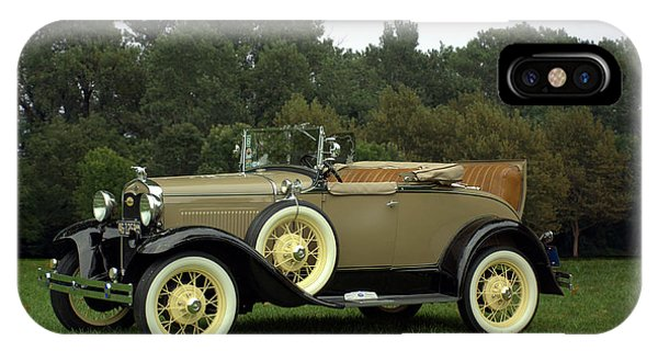 1931 Ford Model A Roadster IPhone Case
