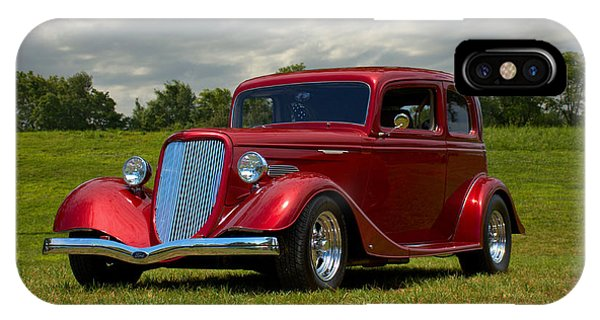 1933 Ford Vicky Hot Rod IPhone Case