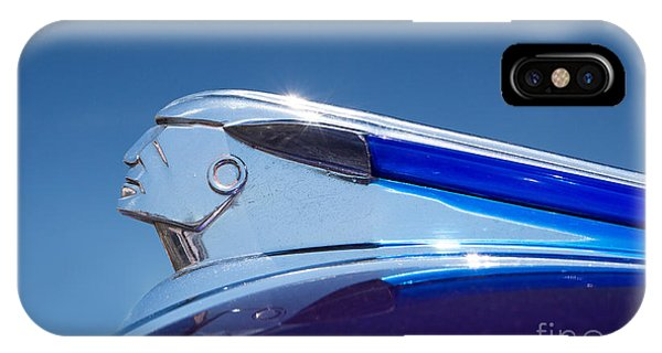1948 Pontiac Hood Ornament IPhone Case
