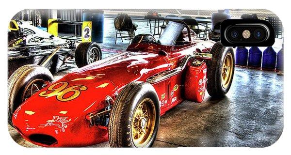 1961 Elder Indy Racing Special IPhone Case