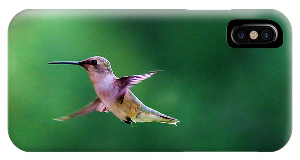 Little Things iPhone Case - A Little Hummer by Jeff Swan