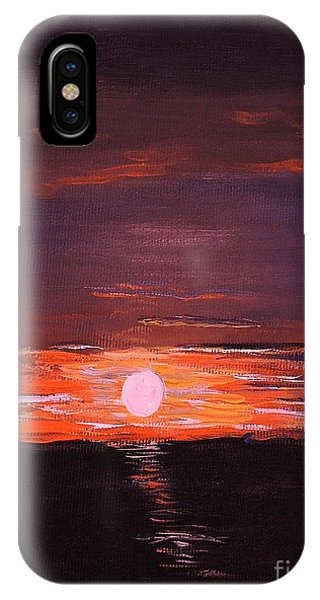 A Little Sun For Gaby IPhone Case