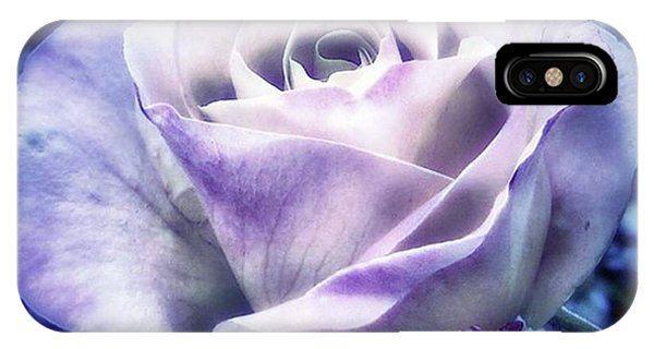 IPhone Case featuring the photograph A Rose Is A Rose Is A Rose, Variation by Mr Photojimsf