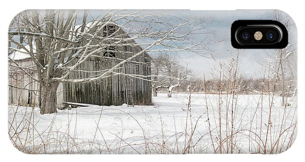 A Winters Day IPhone Case