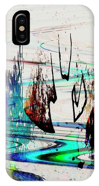 Abstract 1001 IPhone Case