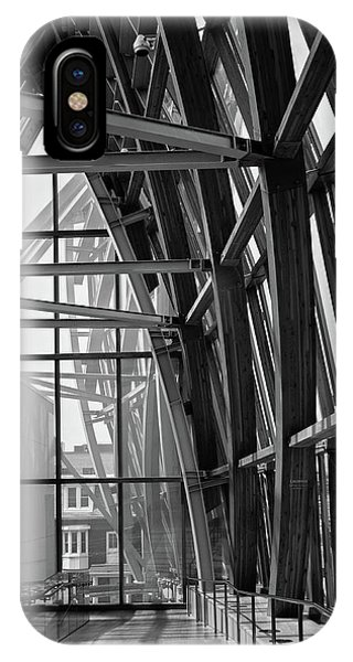 Abstract Architecture - Ago Toronto IPhone Case