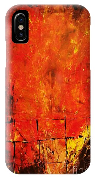 Acrylics IPhone Case