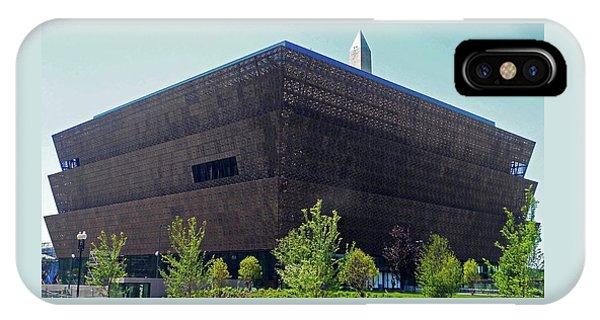 African American Museum 1 IPhone Case