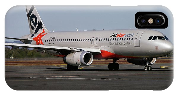 Airbus A320-232 IPhone Case
