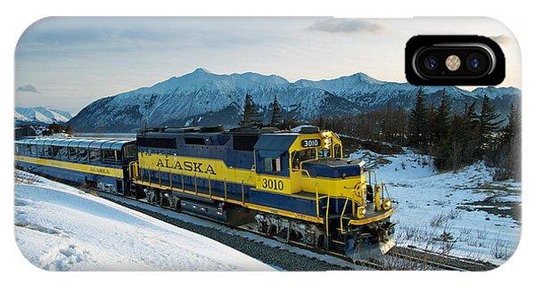 Alaska 3010 IPhone Case
