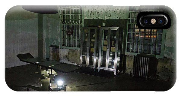Department Of The Army iPhone Case - Alcatraz Federal Penitentiary by Craig Fildes