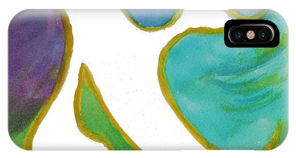Aleph Alive IPhone Case