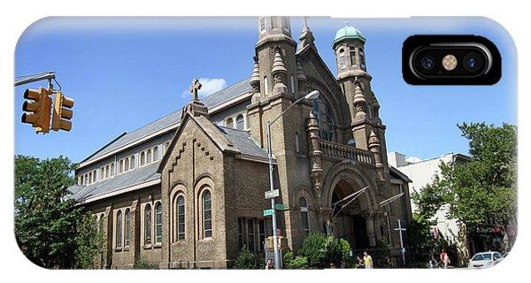 All Saints Episcopal Church IPhone Case