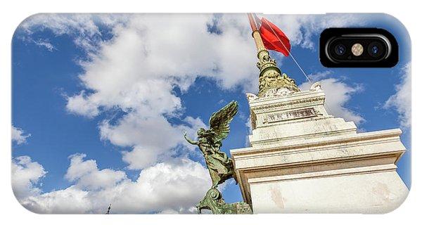 Altare Della Patria Roma IPhone Case
