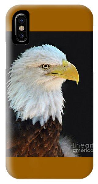 American Bald Eagle IPhone Case