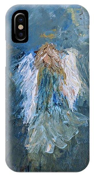 Angel Girl IPhone Case