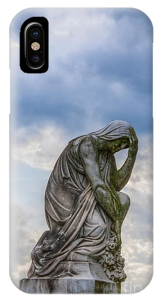 Anguish Phone Case by Randy Steele