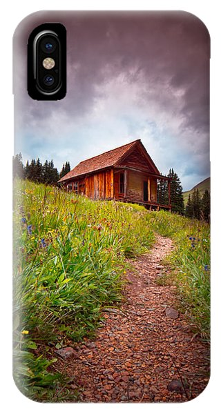Anima iPhone Case - Animas Forks by Linda Unger