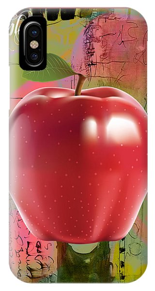 Apple Collection IPhone Case