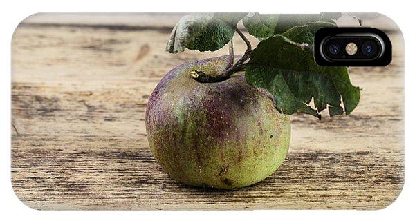 Fresh iPhone Case - Apple by Nailia Schwarz