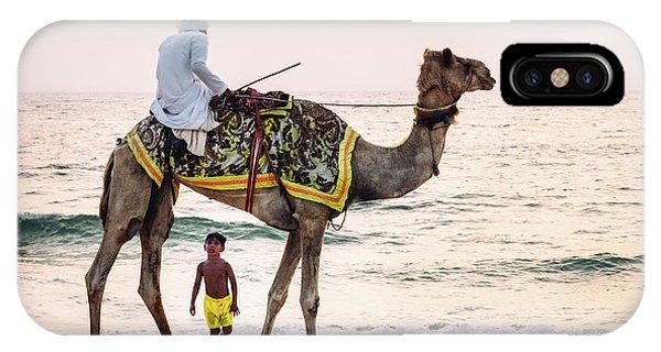 Arabian Nights IPhone Case