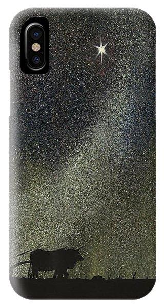 Arado De Bueyes IPhone Case