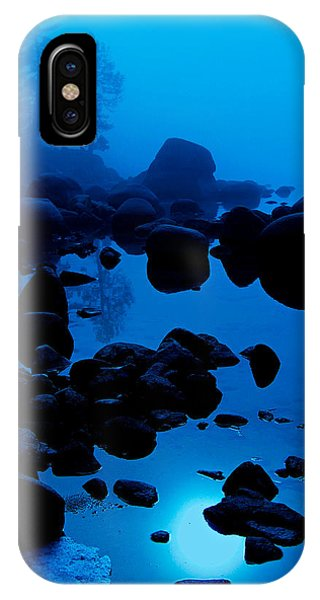 Arise From The Fog IPhone Case