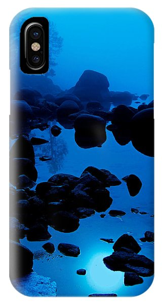 IPhone Case featuring the photograph Arise From The Fog by Sean Sarsfield