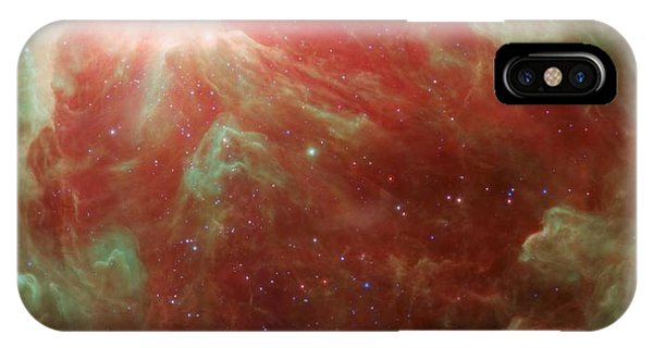 Constellations iPhone Case - Around The Sword Of The Constellation Orion by American School