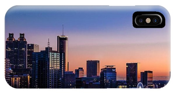 Atlanta Sunset IPhone Case