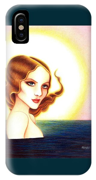 August Honey IPhone Case