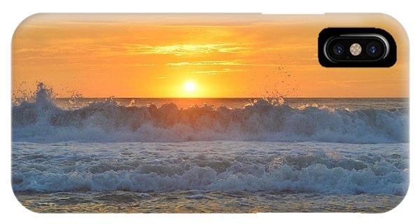 August Sunrise   IPhone Case