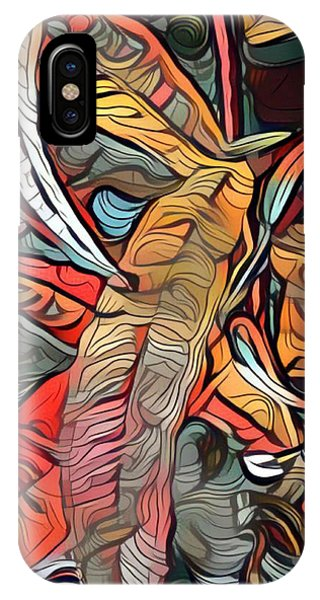 iPhone Case - Autumn Leaves by Amanda Moore
