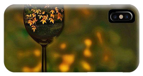 Autumn Vintage IPhone Case
