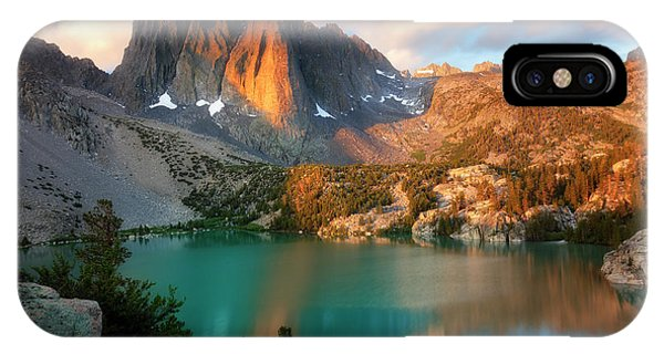 Backcountry Views IPhone Case