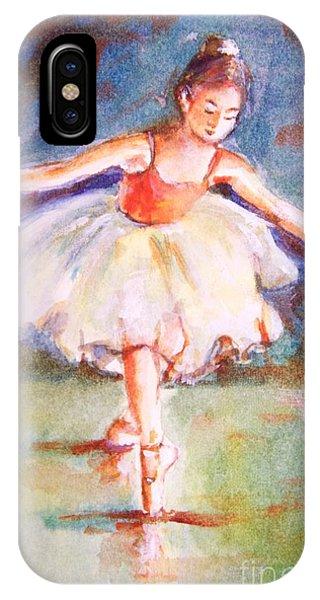 Ballerina 1 Phone Case by Joyce A Guariglia