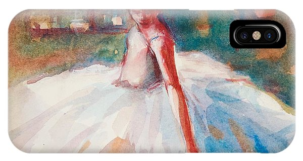 Ballerina 2 Phone Case by Joyce A Guariglia