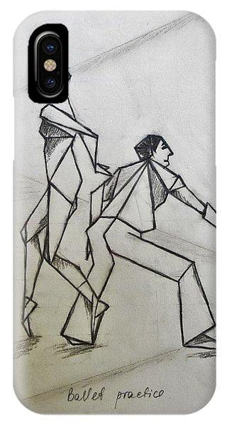 Ballet Practice IPhone Case