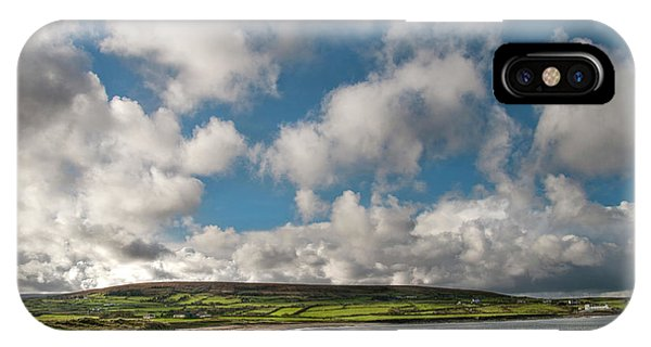 Ballycastle Bay IPhone Case