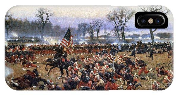 Battle Of Fredericksburg - To License For Professional Use Visit Granger.com IPhone Case