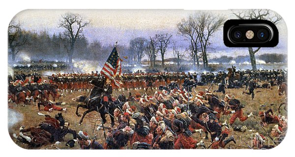 Battle Of Fredericksburg - To License For Professional Use Visit Granger.com IPhone Case